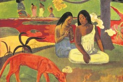 Gauguin's last physical contact was with his family in 1891 - in the same year, he set sail for Tahiti (photo: Direct Media Publishing GMBH)