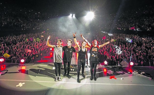 Early May Music One Directions Favourite Rockers