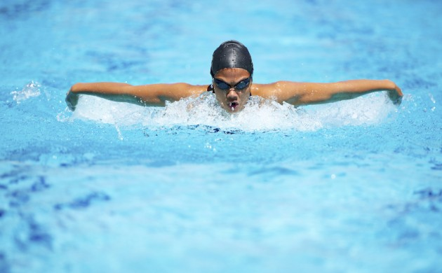 Swimming caps and goggles are allowed (photo: iStock)
