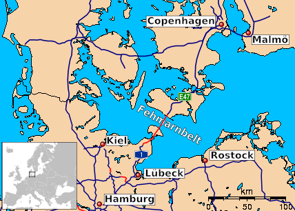 All railroads lead to Copenhagen after Fehmarn, concede