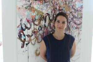 MYNANNY founder Cecile Aidigier Preisler