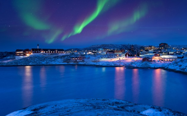 At least they'll be able to witness the northern lights (photo: iStock)