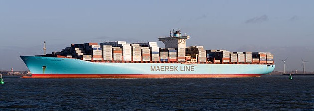 Maersk is making big cuts (photo: Quistnix )