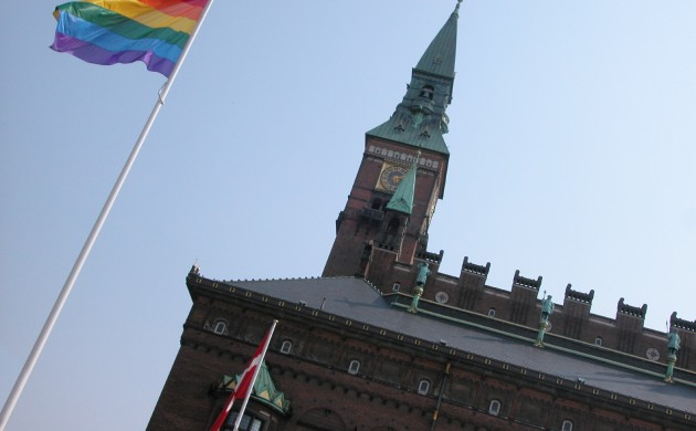 The world's first same-sex civil partnerships were entered into at City Hall in Copenhagen on 1 October 1989 (photo: iStock)