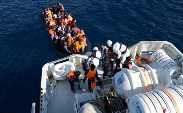 Two Danish aid workers charged with human trafficking in Greece