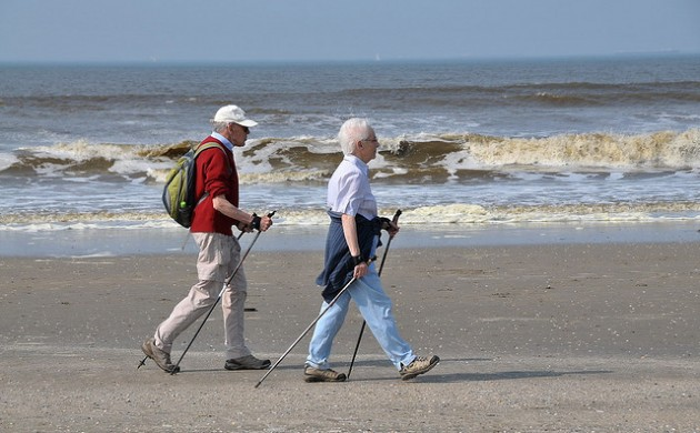 Danish pensioners second most active holiday-goers in the EU