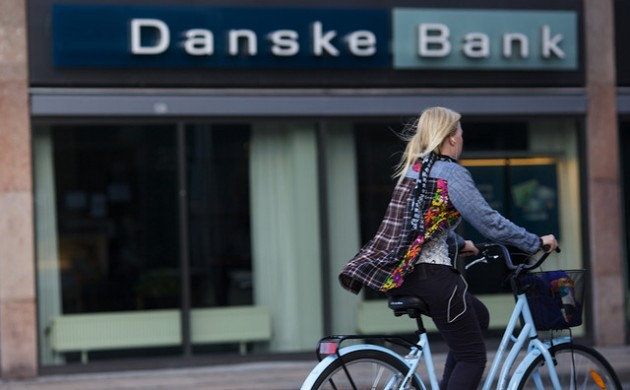 To prevent ATM thefts, Danske Bank will start using a DNA-tagging system that links criminals to a specific machine they stole money from (photo:  Jimmy Baikovicius)