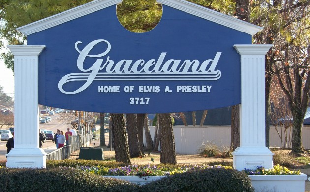 Now there's only one Graceland (photo: Paddy Briggs)