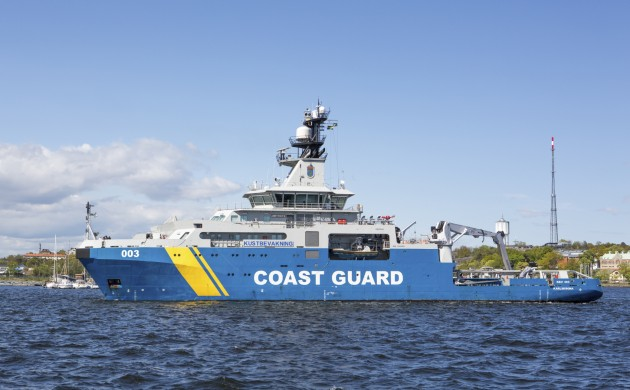 The Swedish coastguard stopped the boat near the town of Domsten (photo: iStock)