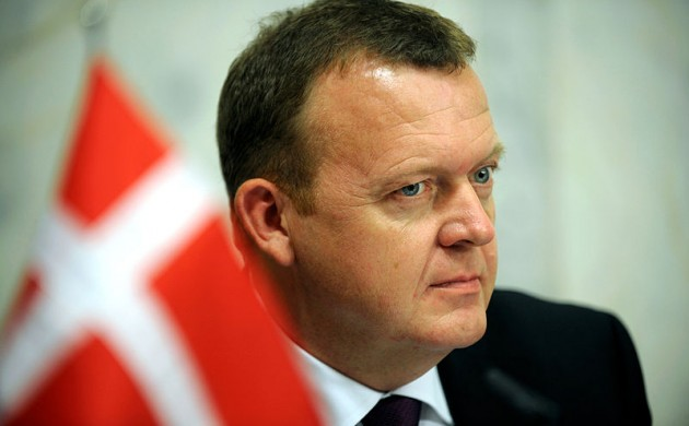 Just six days after the 2015 General Election, Lars Løkke Rasmussen received a terror threat (photo: Johannes Jansson)