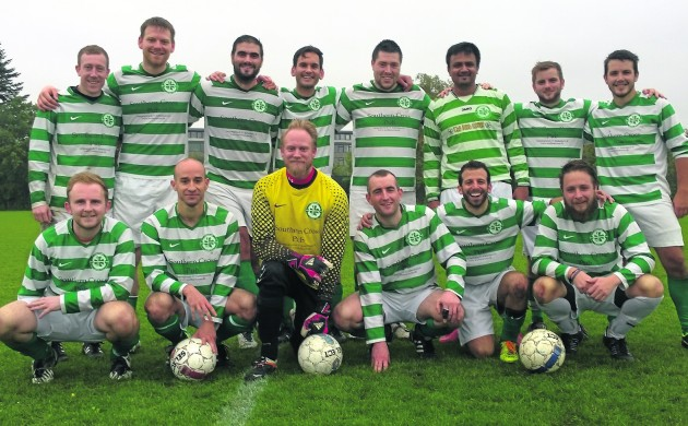 Would you like to be a part of Copenhagen Celtics 11B team like these guys?