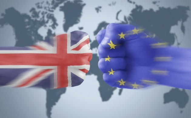 The UK and the EU are on a collision course