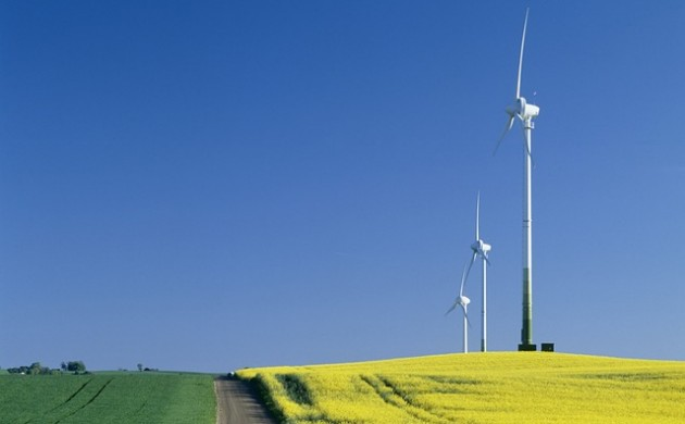 Wind turbines could get larger (photo: tinahu)