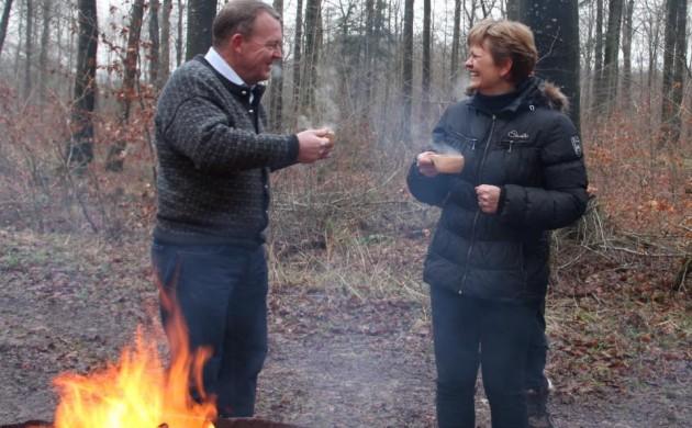 Lars Løkke Rasmussen has kept Eva Kjer Hansen out of the flames so far (photo: Eva Kjer Hansen)