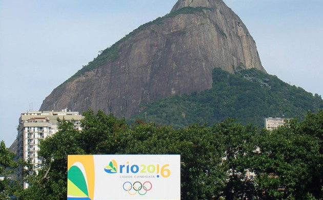 The Olympic Games in Rio de Janeiro will take place in August (photo: Rodrigo Soldon)