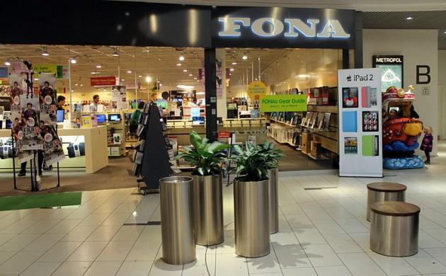 Fona will close nearly half of its stores (photo: Tomasz Sienicki)