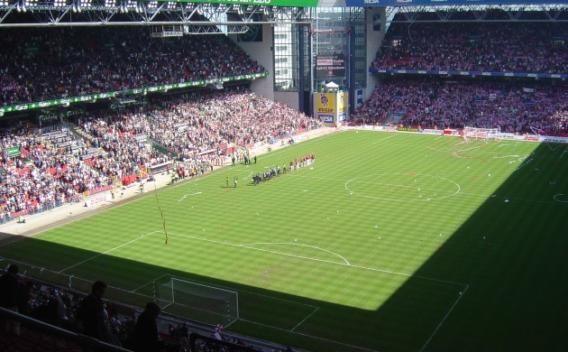 Don't miss this Sunday's match between FCK and Esbjerg taking place in Telia Parken(photo: Froztbite)
