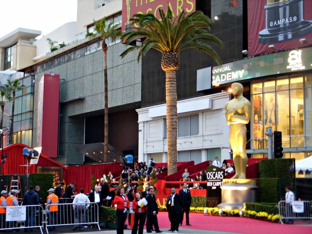 DR3, Mon 20:45 The Oscar highlights show
