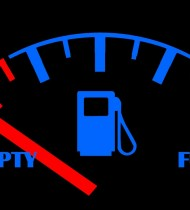 Now would be a good time to fill 'er up (photo: Pixabay)