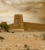 Al Zubarah is a UNESCO-protected merchant town dating back to the mid-18th century (photo: Aurel Cuvin)