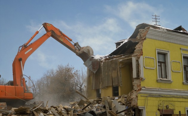 Exceptions will be made for properties in danger of collapse and those with severe mould infestations (photo: iStock)