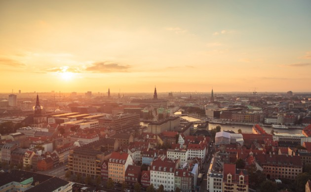 The sun doesn't seem to be about to set on Copenhagen's real estate market in the near future (photo: iStock)