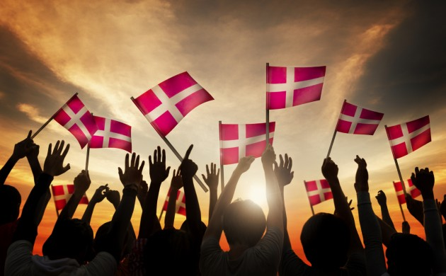 There's sure to be a crowd of people waving flags in his face at the airport (Photo: iStock)