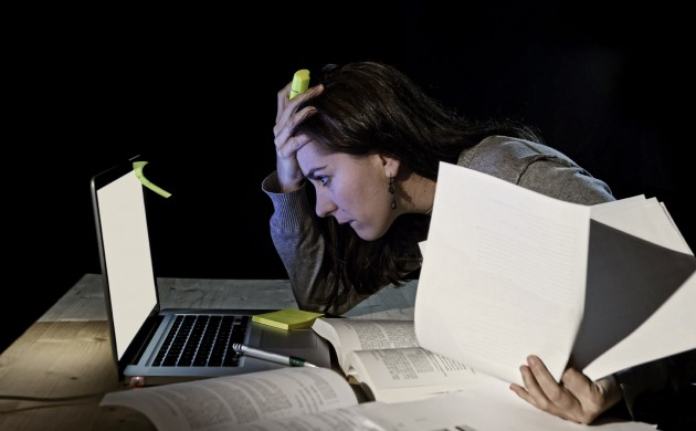 Participating in case competitions can put extra pressure on students (photo: iStock)