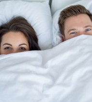 40 percent aged 18-29 have had sex on a first date (photo: iStock)