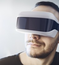 Customers can buy their own VR glasses (photo: iStock)