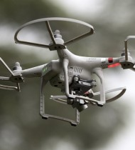 Sometimes drones present danger to public security, for instance, when they get too close to airports (photo: iStock)