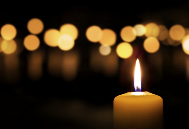 Some 2,000 candles, symbolising love, warmth and life force, will be used to mark the procession (photo: iStock)