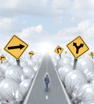 There may be a few detours ahead, but the journey continues (photo: iStock)