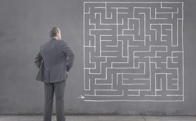 Let Shariananda help you negotiate the maze of life (photo: iStock)