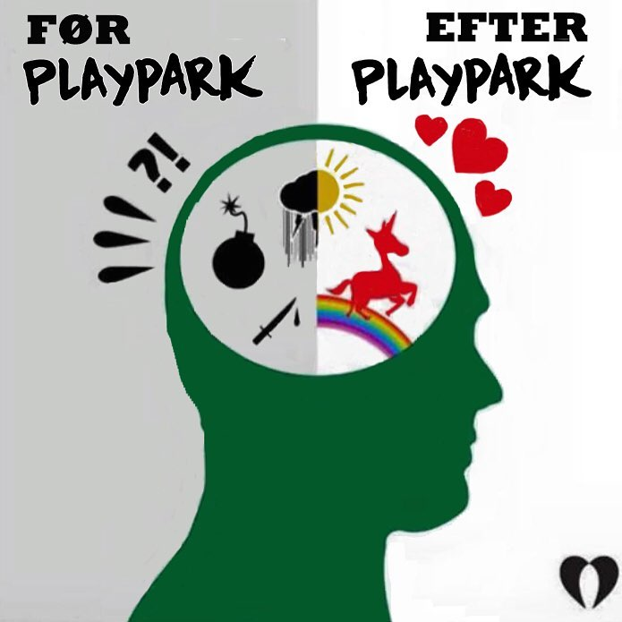 """""""Before Playpark ... and after Playpark"""""""
