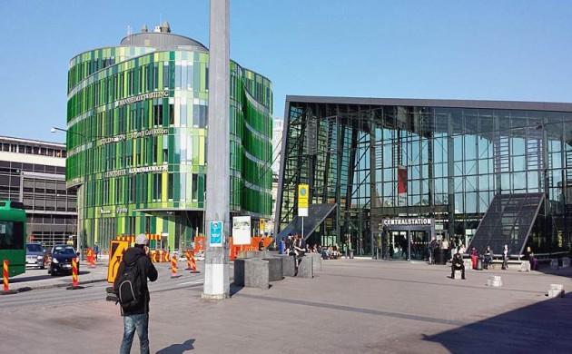Hotel Malmö Central Station