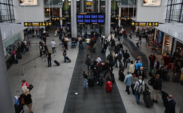 Copenhagen Airport employees request security meeting
