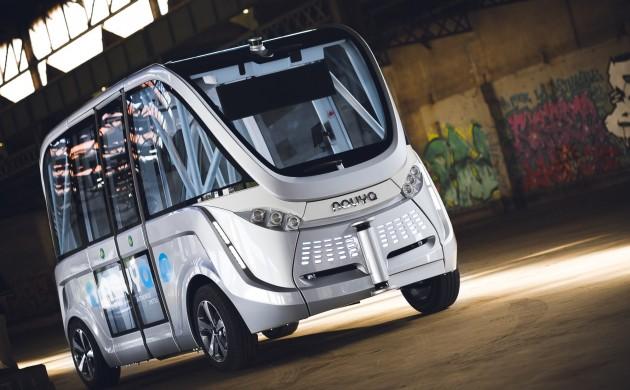 В Ольборге перевозку пассажиров будут выполнять электроавтобусы без водителей