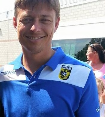 Tomasson is currently an assistant coach with Dutch outfit Vitesse (photo: Sjaakpeppel)