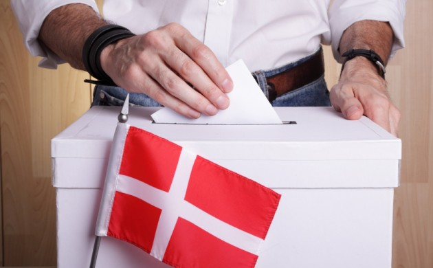 Denmark number one in the world for holding elections