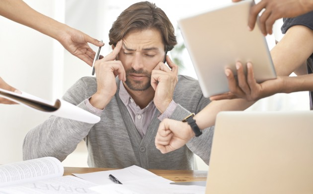Are masters of multitasking a myth? (photo: iStock)
