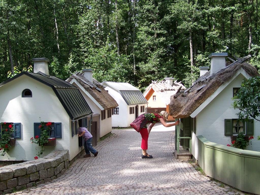 Astrid Lindgren's World is on hand for the little ones (photo: Klugschnacker)