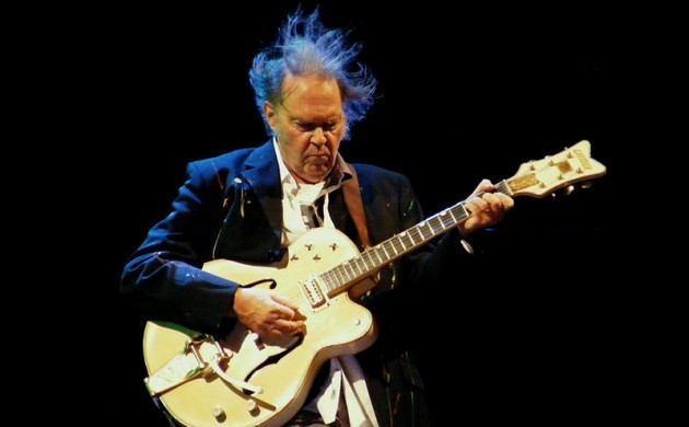 Neil Young to rock Roskilde Festival