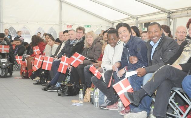 Только 11% граждан Дании родились за рубежом