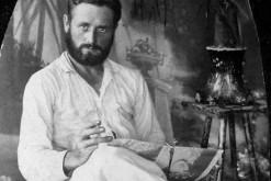 Frans Blom in a photo taken in 1922 (photo: Bancroft Library, University of California, Berkeley)