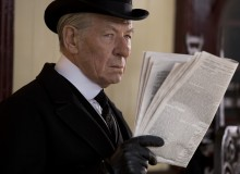 Ian Mckellen is Mr Holmes