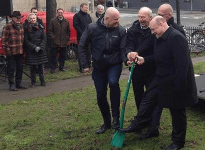 В течение ближайшего десятилетия в Копенгагене высадят 100 000 деревьев