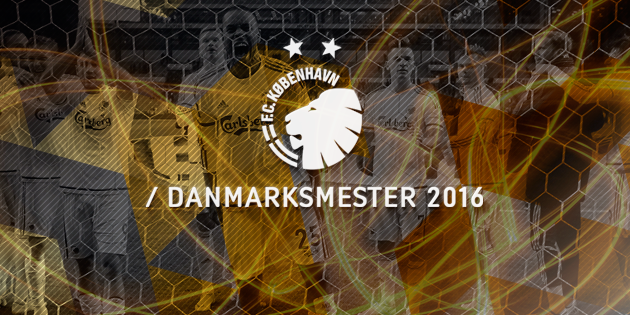 FC Copenhagen double up as champions of Denmark