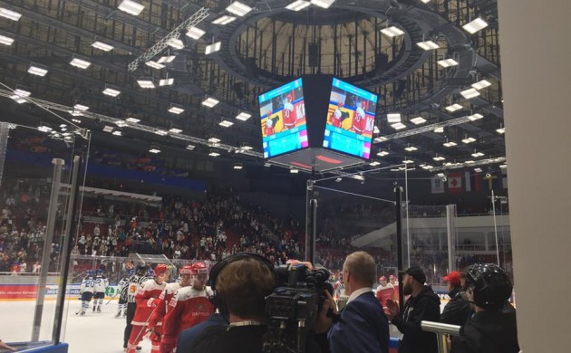 Denmark Finn-ished at ice hockey Worlds