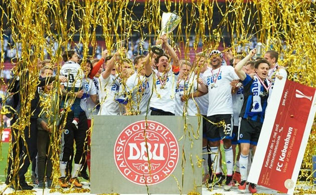 FCK triumph in Danish Cup final